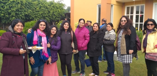 The girls gang